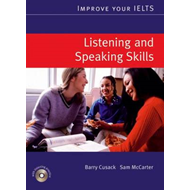 Improve Your IELTS Listening and Speaking: Study Skills Pack (BOK)