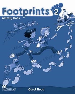 Footprints 2 Activity Book (BOK)