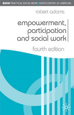 Empowerment, Participation and Social Work (BOK)