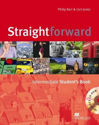 Straightforward Intermediate: Student's Book Pack (BOK)