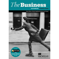 The Business Advanced Student Book + DVD-ROM Pack (BOK)