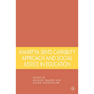 Amartya Sen's Capability Approach and Social Justice in Education (BOK)