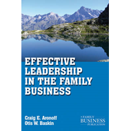 Effective Leadership in the Family Business (BOK)