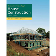 Construction Technology 1: House Construction (BOK)