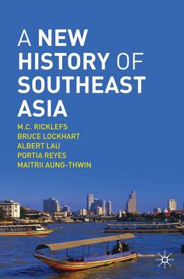 New History of Southeast Asia (BOK)