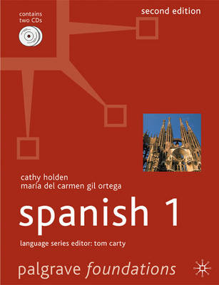 Foundations Spanish (BOK)