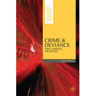Crime and Deviance (BOK)