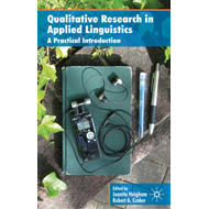 Qualitative Research in Applied Linguistics (BOK)