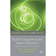 Global Inequalities and Higher Education (BOK)