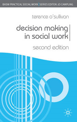 Decision Making in Social Work (BOK)