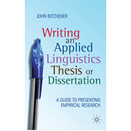 Writing an Applied Linguistics Thesis or Dissertation (BOK)