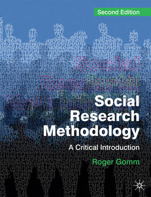 Social Research Methodology: A Critical Introduction (BOK)