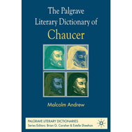 The Palgrave Literary Dictionary of Chaucer (BOK)