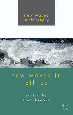 New Waves in Ethics (BOK)