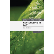 Key Concepts in Law (BOK)