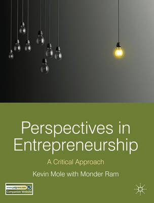 Perspectives in Entrepreneurship (BOK)