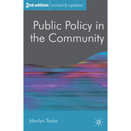 Public Policy in the Community (BOK)