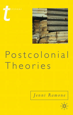 Postcolonial Theories (BOK)