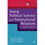 Doing Political Science and International Relations (BOK)
