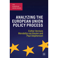 Analyzing the European Union Policy Process (BOK)
