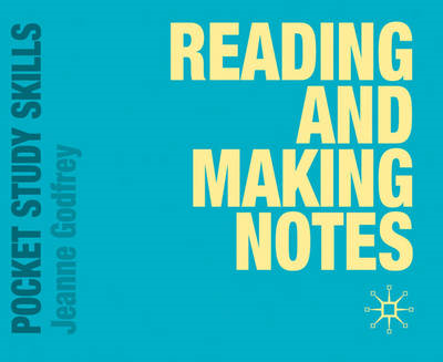 Reading and Making Notes (BOK)