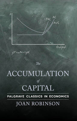 Accumulation of Capital (BOK)