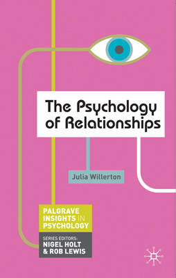 Psychology of Relationships (BOK)