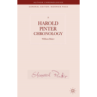A Harold Pinter Chronology (BOK)