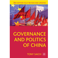 Governance and Politics of China (BOK)