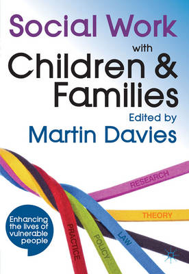 Social Work with Children and Families (BOK)