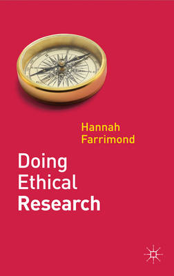 Doing Ethical Research (BOK)