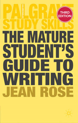 Mature Student's Guide to Writing (BOK)