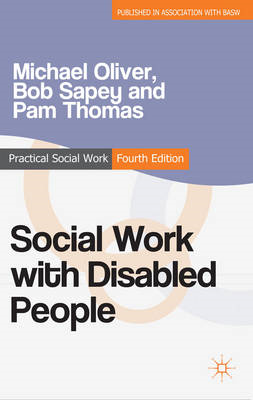 Social Work with Disabled People (BOK)