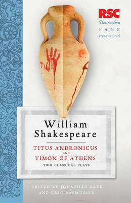Titus Andronicus and Timon of Athens (BOK)