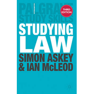 Studying Law (BOK)