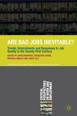 Are Bad Jobs Inevitable? (BOK)