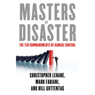 Masters of Disaster: The Ten Commandments of Damage Control (BOK)