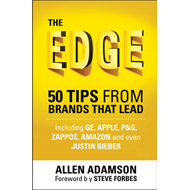 The Edge: 50 Tips from Brands That Lead (BOK)