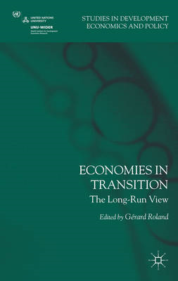 Economies in Transition: The Long Run View (BOK)