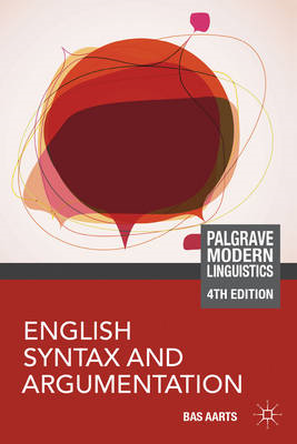 English Syntax and Argumentation (BOK)