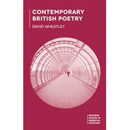 Contemporary British Poetry (BOK)