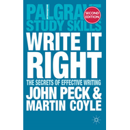 Write it Right (BOK)