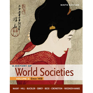 History of World Societies: v. 2: Since 1450 (BOK)
