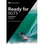 Ready for IELTS Workbook with Key and Audio CDs (BOK)