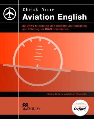 Check Your Aviation English Student Book Pack (BOK)