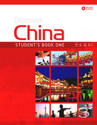 Discover China Student Book One (BOK)