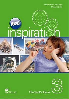 New Inspiration - Student Book 3 - CEF A2 / B1 (BOK)
