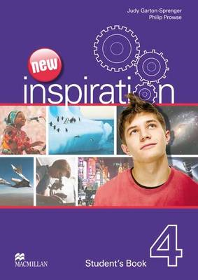 New Inspiration Level 4 Student Book (BOK)
