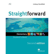 Straightforward Elementary Level Student Book 2E (BOK)