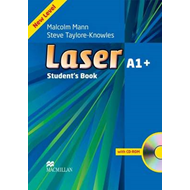 Laser A1+: Student's Book and CD-ROM Pack (BOK)